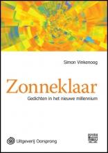 Simon  Vinkenoog Zonneklaar - grote letter uitgave