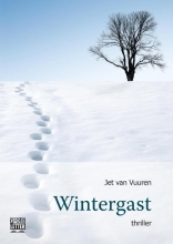 Jet van Vuuren Wintergast -grote letter uitgave