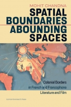 Mohit Chandna , Spatial Boundaries, Abounding Spaces