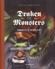 Kristien Dieltiens , Draken en monsters
