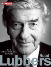 Bert  Steinmetz Ruud Lubbers, ter herinnering 1939-2018