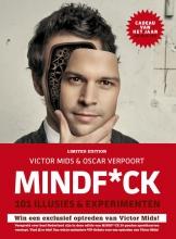 Victor  Mids, Oscar  Verpoort MINDF*CK - Limited Edition