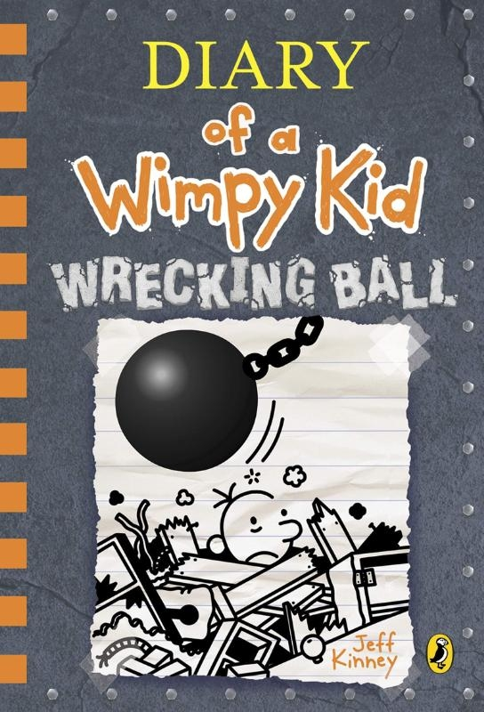 Kinney, Jeff,Diary of A Wimpy Kid: Wrecking Ball (Book 14)