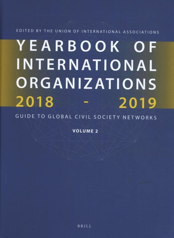 ,Yearbook of International Organizations 2018-2019, Volume 2