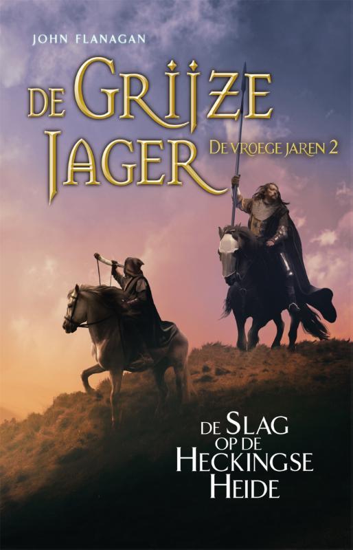 John Flanagan,De Slag op de Heckingse Heide