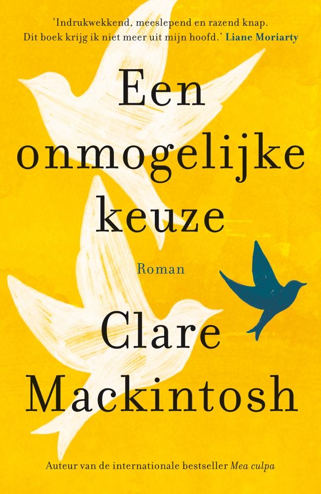 Clare Mackintosh,Een onmogelijke keuze