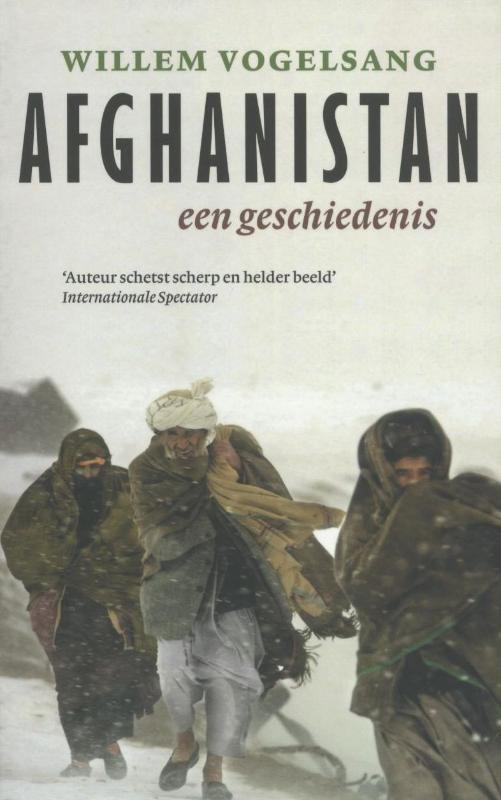 W. Vogelsang,Afghanistan, een geschiedenis