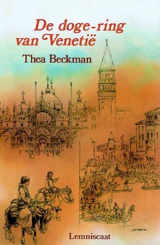 Thea Beckman,De doge-ring van Venetie