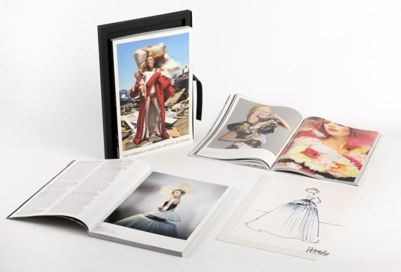 Thierry-Maxime Loriot,Viktor&Rolf Special Edition