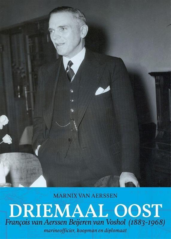 Marnix van Aerssen,Driemaal Oost