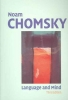 Chomsky, Noam,Language and Mind