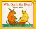 Allen, Pamela,Who Sank the Boat?