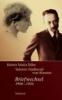 Rilke, Rainer Maria,Rainer Maria Rilke - Sidonie Nádherny von Borutin