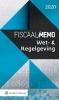 ,Fiscaal Memo Wet- & Regelgeving 2020