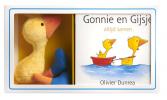 <b>Olivier  Dunrea</b>,Gonnie en Gijsje met pluchen knuffel