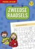 ,Puzzel je slim! Leerrijke  Zweedse raadsels 10-12 JR