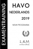 Gert P.  Broekema,Examentraining Havo Nederlands 2019