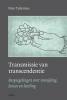 Nico  Tydeman, ,Transmissie van transcendentie