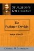 C.H.  Spurgeon,De Psalmen Davids 2