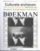,Boekman 110 Culturele archieven