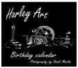<b>Henk  Marks</b>,Harley art birthday calender