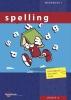 Inge van Dreumel,Brainz@work Spelling groep 4 Werkboek 1