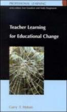 G. J. Hoban Teacher Learning for Educational Change