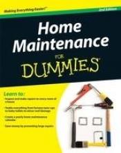 Carey, James,   Carey, Morris Home Maintenance for Dummies