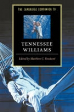 Roudane, Matthew C Cambridge Companion to Tennessee Williams