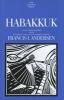 Andersen, Francis I.          ,  Andersen, Francis I.          ,  Andersen, Francis I.,Habakkuk