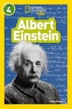 Libby Romero,   National Geographic Kids Albert Einstein