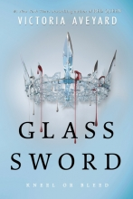 Aveyard, Victoria Red Queen 2. Glass Sword