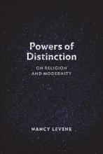 Nancy Levene Powers of Distinction