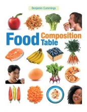 Pearson,   Benjamin Cummings Food Composition Table