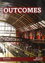 Dellar, Hugh,   Walkley, Andrew Outcomes A0/A1.1: Beginner - Student`s Book (with Printed Access Code) + DVD
