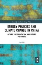 Han Lin Energy Policies and Climate Change in China
