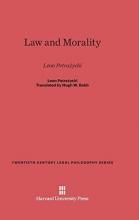 Petrazycki, Leon Law and Morality