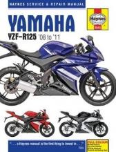 Matthew Coombs Yamaha YZF-R125 (08 - 11)