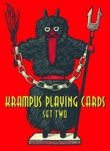 Monte Beauchamp Krampus Playing Cards: Set Two
