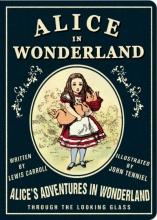 Alice in Wonderland Stitch Medium Blank Notebook