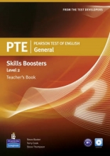 Cook, Terry Pearson Test of English General Skills Booster 2 Teacher`s Book and CD Pack