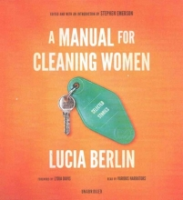 Berlin, Lucia A Manual for Cleaning Women