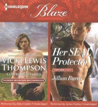 Thompson, Vicki Lewis,   Burns, Jillian Cowboy Untamed & Her Seal Protector