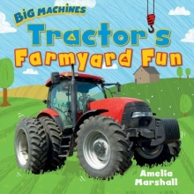 Marshall, Amelia Tractor`s Farmyard Fun