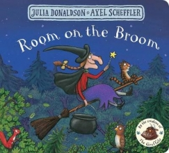 Donaldson, Julia Room on the Broom
