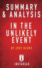 Instaread Summary & Analysis of Judy Blume`s in the Unlikely Event