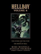 Mignola, Mike The Storm and the Fury/The Bride of Hell
