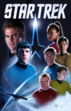 Johnson, Mike  Johnson, Mike,   Johnson, F. Leonard, M.D.,   Johnson, F. Leonard, M.D.,   Parrott, Ryan,   Parrott, Ryan Star Trek New Adventures 2
