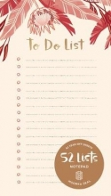 Moorea Seal 52 Lists To Do List Notepad