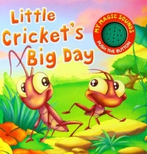 Little Cricket`s Big Day